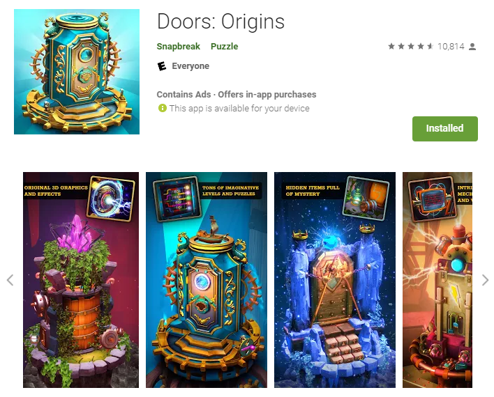 escape games for android