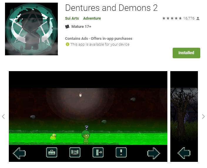pixel art mobile games