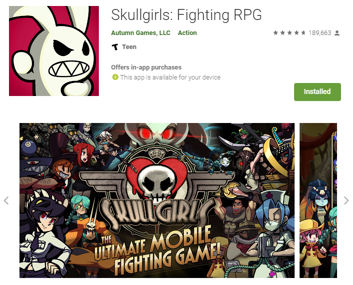 online pvp fighting game