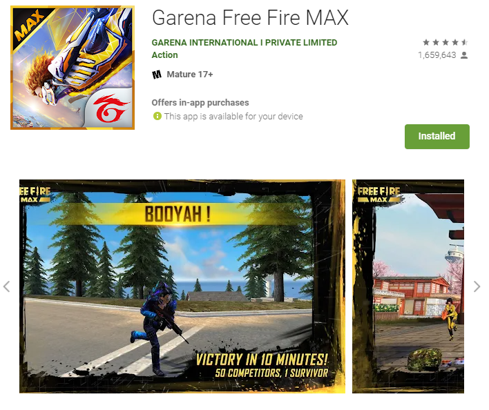 new android games sept 2021